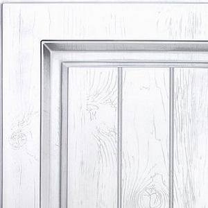 Кухни Мария, Модель Daniela, Цвет фасада Белый дуб с серебряной патиной
