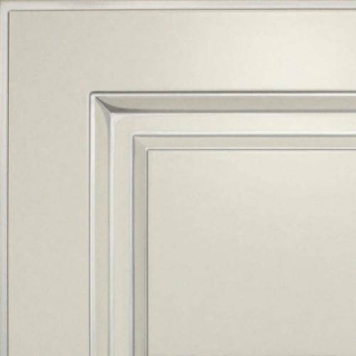 Кухни Мария, Модель Nicolle, Цвет фасада Жемчужно-белый с патиной шампань