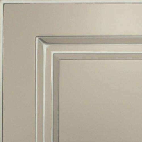 Кухни Мария, Модель Nicolle, Цвет фасада Жемчужно-розовый с серебряной патиной
