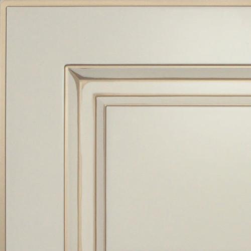 Кухни Мария, Модель Nicolle, Цвет фасада Слоновая кость с золотой патиной